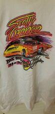 Scotty Cannon Back To Back Pro Mod World Champion '91&92 T Shirt 2XL
