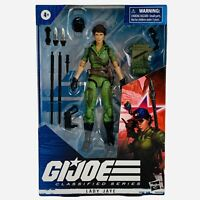 "Hasbro GI JOE Classified Series LADY JAYE 6"" Inch Action Figure #25 NEW IN HAND"