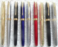 Excellent Parker Pen Sonnet Series 0.5mm Medium Nib Fountain Pen U Pick Color
