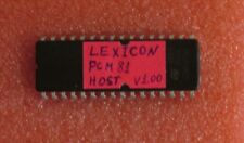 Lexicon PCM81 EPROM ROM OS ver 1.00 host firmware