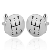 1Pair Vintage Men Shirt Cuff Links French Wedding Party Cufflinks Men Jewelry AT