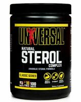 UNIVERSAL NATURAL STEROL COMPLEX | 100 TABLETS | CONCENTRATED POWERFUL BOOSTER!