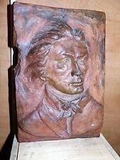 Sculpture terre cuite de Andrzej Tadeusz Bonawentura Kosciuszko (A.Brion 1889 )