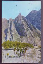 FOREIGN MEXICO Monterrey N.L. Huasteca Canyons Postcard