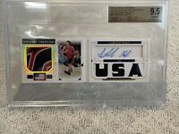 LaMelo Ball 2020-21 National Treasures RPA Rookie Booklet Auto #2/5 BGS 9.5! RC