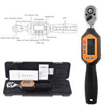 60nm Digital Torque Wrench Meter Adjustable Torque Measurement
