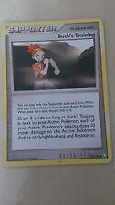 Buck's Training Pokemon Card UNCOMMON Supporter [LEGENDS AWAKENED]