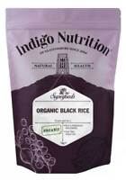 Indigo Herbs Organic Black Rice 1kg Antioxidant Rich