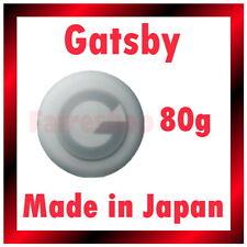 Gatsby Moving Rubber Grunge Mat Hair Wax Firm Hardest Strongest Resilient 80g