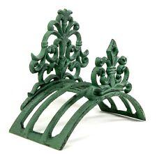 Hose Holder Cast Iron Formal Decorative Hose Reel Hanger Verdigris Mr Gecko