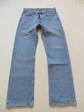 Stonewashed Levi's L34 Herren-Jeans im Relaxed-Stil