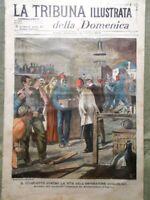 La Tribuna Illustrata 30 Ottobre 1898 Metropolitan Museum Palma Cesnola Crispo