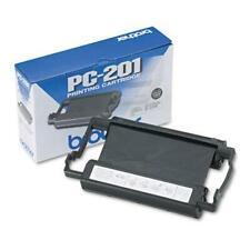 PC201 BROTHER PC-201 CARTRIDGE + 1 RIBBON - PC201  (Consumables > Ribbons)