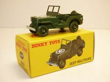 JEEP militaire WILLYS US army Dinky Toys