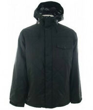 BURTON Men's BAD MOON Snow Jacket - Black - Size Small - BRAND NEW