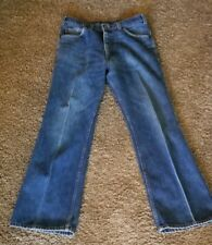 34x30 Vintage MOVIN ON LEVIS 70s MENS DENIM  JEANS