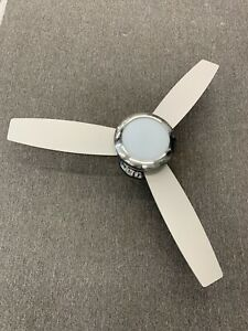 Harbor Breeze Sail Stream Brushed Nickel LED Indoor Ceiling Fan Remote Control