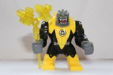 Sinestro Mini Figure use with lego Batman Green Lantern Superman DC universe