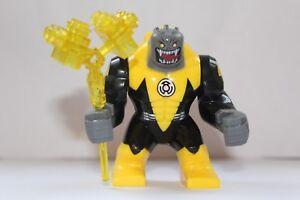 Sinestro Mini Figure Toy Batman Green Lantern Superman DC universe Super Hero
