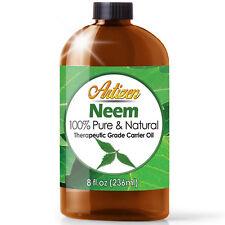 Artizen Neem Oil - 8oz (Ounce) Bottle (100% PURE & NATURAL) UNDILUTED Carrier