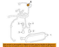 Buick GM OEM 06-07 Rainier Corner Side Marker Light-Front-Harness 15803726