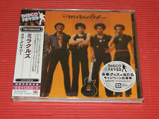 2018 Disco Fever 40 MIRACLES Love Crazy with Bonus Track  JAPAN CD
