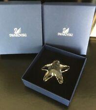SWAROVSKI CRYSTAL SOUTH SEAS STAR FISH