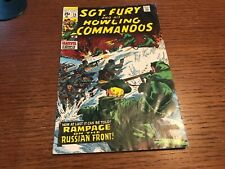 Marvel Sgt. Fury And His Howling Commandos 1963 #73