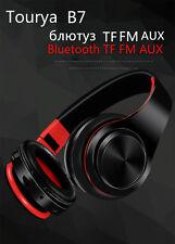 Tourya B7 Wireless Bluetooth Headphone Earbuds Earphones With Microphone For PC