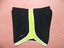Woman's Nike Dri-Fit Tempo Running Shorts Medium Black