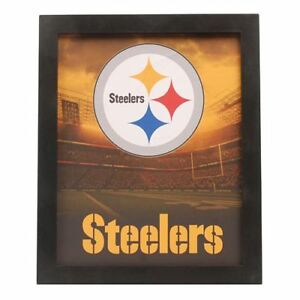Pittsburgh Steelers Light Up Sign