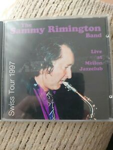 The Sammy Rimmington Band - Live At Meilen Jazz Club 1997 Cd