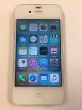 Apple iPhone 4s - 16GB - White/Silver A1387 (AT&T) Smartphone - CLEAN ESN A1