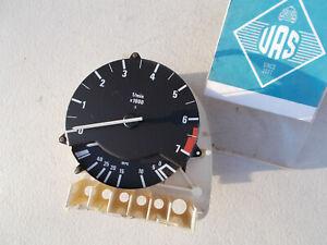 1986 BMW 635CSi E24 Speedometer Revolution Counter Rev 62131376579 E24797