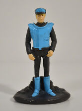 "1993 Captain Blue 2.75"" Weetos Cereal EUROPE PVC Action Figure Captain Scarlet"