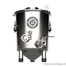 Spike Brewing Flex Fermenter Homebrewing Wine Making Stainless Steel Cider Mead