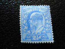 ROYAUME-UNI - timbre yvert et tellier n° 110 n*  (A8) stamp united kingdom