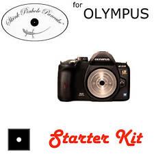 Skink Pinhole Pancake STARTER KIT FourThirds Olympus e 620 600 450 pacchetto accessori