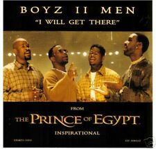 The Prince Of Egypt - Boyz II Men -EP-CD