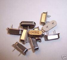 KDS 24.000 MHz crystals (10 pieces)