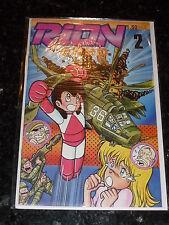 RION 2990 Comic - Vol 1 - No 2 - Date 1986 - RION Comics