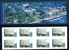 [58607] Aland 2003 Pommern Sailing ship Booklet MNH