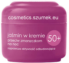 Ziaja 01206 Jasmine anti wrinkle cream 50 + at night