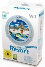 Nintendo Wii Sports Resort + Motion Plus Bundle Limited New PAL Rare!