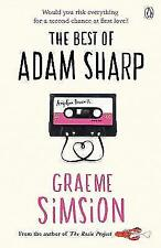The Best of Adam Sharp, By Simsion, Graeme,in Used but Acceptable condition