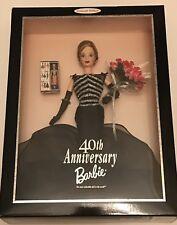 1999 40th Anniversary Collector Edition Barbie NIB New