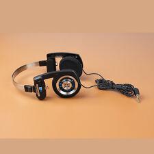 Koss Porta Pro PortaPro Headband Headphones - Blue/Black L-Shape Plug Nylon Wire