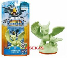 Skylanders Giants SONIC BOOM Glow in the Dark Figure Walmart Card Web Code NEW