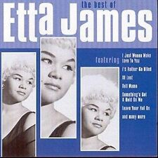 Etta James: The Best of Etta James - Blues Soul R&B