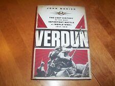 VERDUN World War One WWI France Germany 1914-1918 Battles Battle Book NEW